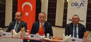 DİKA yönetim kurulu toplantısı yapıldı