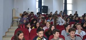 Çorlu Mühendislik Fakültesi'nden Yapay Zeka ve Bilişimin Geleceği konferansı