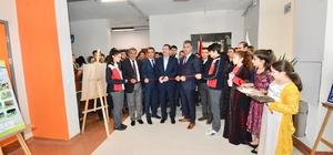 Türkiye'nin 81 ilinin değerleri TED Şanlıurfa Kolejinde sergileniyor