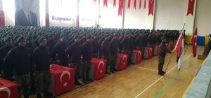 Niğde'de 763 Özel Hareket polisi mezun oldu