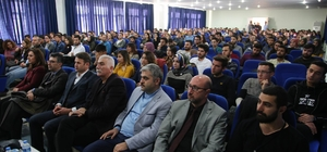 CÜ'de 'Siber Güvenlik' konferansı