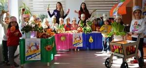 ontessori Çocuk Akademisi'nden Yerli Malı Haftası kutlaması