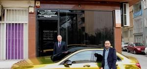 snaf Kooperatifi ve Şoförler Odasından Aydınlılara 'Altın Taksi' hizmeti