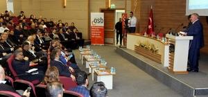 """Kayseri OSB Yönetim Kurulu Başkanı Tahir Nursaçan: """"Türkiye'nin marka OSB'si olmaya devam ediyoruz"""""""