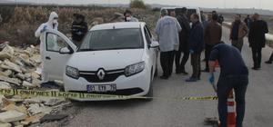 Adana'da yanmış ceset bulundu