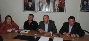 """AK Parti İlçe Başkanı Şentürk: """"CHP İlçe Başkanı özür dilemeli"""""""