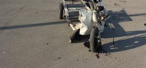 Adana'da trafik kazası: 1 ölü