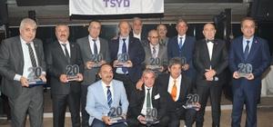TSYD üyeleri hasret giderdi