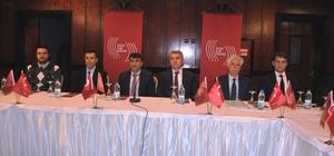 erel gazetelerin yapısal sorunları ve dijital dönüşümleri Aydın'da konuşuldu
