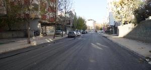 Yavuz Selim mahallesinde asfalt çalışması