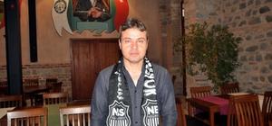 Nazilli Belediyespor'un yeni Teknik Direktörü Ahmet Yavuz imzayı attı
