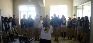 Anadolu Lisesi Öğrencileri Farkındalık Oluşturdu