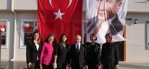 Akalan Atatürk İlkokulu'nun açılışı Başkan Akgün'ün katılımıyla yapıldı
