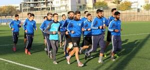 İnönü Üniversitesispor'da Siverek Belediyespor maçı hazırlıkları sürüyor