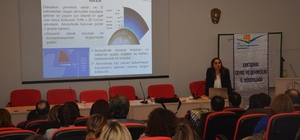 """Hava Kalitesi"" Anadolu Üniversitesi'nde konuşuldu"