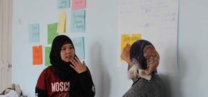 TİKA'dan Kırgızistan'daki kadınlara destek