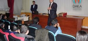 Çaldıran'da DAKA desteğiyle 'Proje Döngüsü Yönetimi' eğitimi
