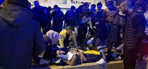 Mardin'de otomobilin çarptığı 2 kardeş yaralandı