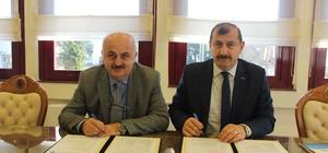 Trabzon Çalışma ve İş Kurumu İl Müdürlüğü ile KTÜ Rektörlüğü arasında işbirliği protokolü imzalandı