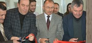 Ardahan'da Bilardo salonu açılışı yapıldı