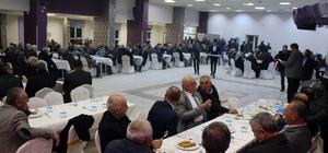 Boğazlıyan AK Parti Teşkilatı vatandaşla bir araya geldi