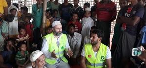 Gaziantep'ten Arakan'a yardım eli