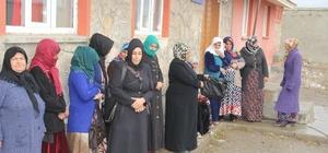 Başkale'de bin 100 kadın kanser taramasından geçirildi