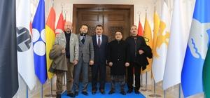 Başkan Gürkan'dan Yeşilay'a destek sözü