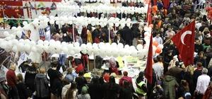 Diplomatik Kış Kermesi'nde Kayseri ürünleri de yer aldı