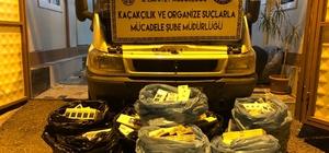 Mardin'de kaçakçılık ve uyuşturucu faaliyeti