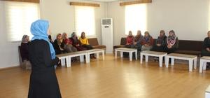 'Çocukta mahremiyet' konulu seminer verildi