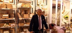Başkan Günaydın, Elizi mağazasını inceledi