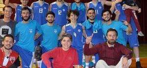 Bartın Üniversitesi basketbol takımı 1'inci Ligde