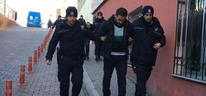 Ekstasy operasyonunda gözaltına alınan zanlılar adliyeye sevk edildi