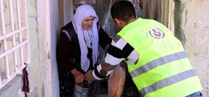 Bitlis Belediyesinden ihtiyaç sahibi ailelere yemek