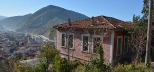 Milli mücadelenin tanığı tarihi okul binası restore edilecek