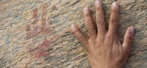Madran Dağı'nda yeni kaya resimleri bulundu
