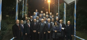 Genel Başkan Yardımcısı Erol Kaya: Kütahya'daki tüm belediye başkanlarımızdan memnunuz