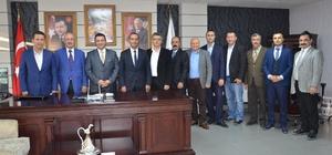 Bozüyük Belediyesi Toplu İş Sözleşmesi görüşmelerinde anlaşma sağlandı