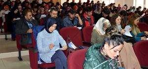 Acil ve Afetler Sağlık Hizmetleri Şube Müdürlüğü tarafından hizmet içi eğitim gerçekleştirildi