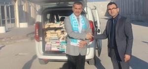 Burhaniye'de BUBYO bir sosyal sorumluluk projesine daha imza attı