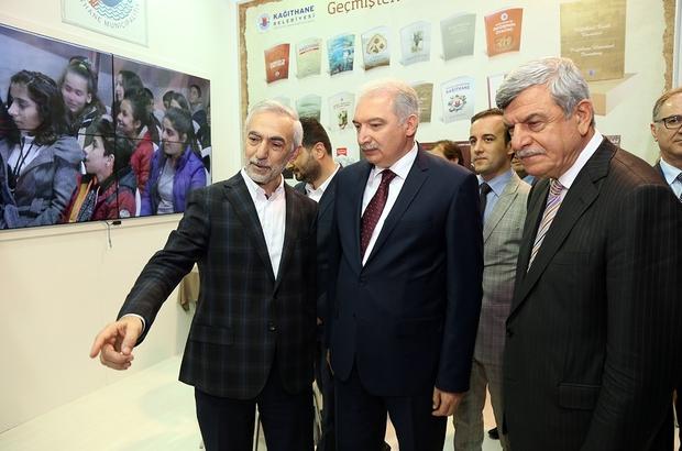 Kağıthane Kültür Yayınları fuarda görücüye çıktı