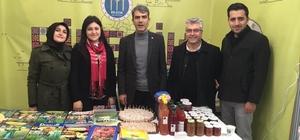 AK Parti Merkez İlçe Teşkilatı Bilecik Belediyesi Yöresel Ürünler Fuarı'nda