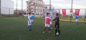 Mahalle Ligi maçları başladı