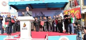 """Başkan Tutal: """"Bu karar, uluslararası hukuka ve hakkaniyete dayanmayan, tarihin akışına ters düşen bir karardır"""""""