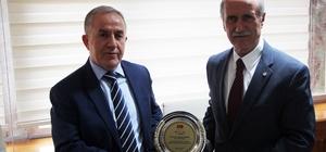 """Prof. Dr. Tamer: """"Amacımız federasyon olarak Türkiye'nin bütün bölgelerine gitmek"""""""