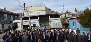 Tekirdağ'da Bağ Modernizasyonu projesi