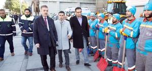 Gaziosmanpaşa'da kış hazırlıkları tamamlandı