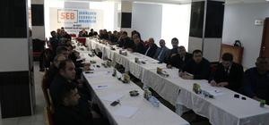 Iğdır'da Şehirlerin Ekonomik Beklentileri Forumu düzenlendi