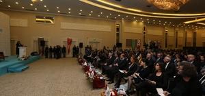 TÜHİD Anadolu buluşmaları Gaziantep'te düzenlendi